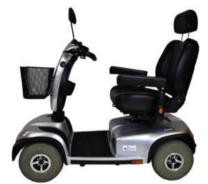 skuter inwalidzki elektryczny dla seniora comet na akumulator pojazd