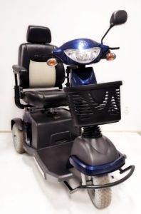 skuter inwalidzki elektryczny galaxy używany dla seniora