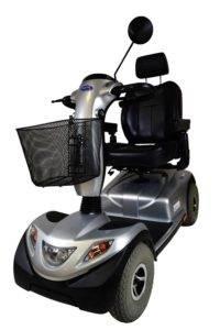 skuter inwalidzki elektryczny invacare comet pojazd dla seniora