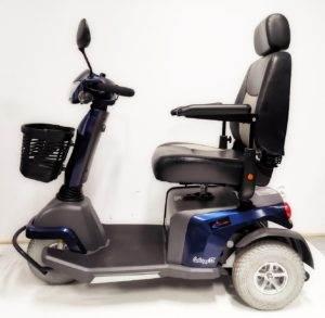 skuter inwalidzki elektryczny melex dla seniora