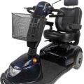 skuter inwalidzki elektryczny pojazd dla seniora używany sklep