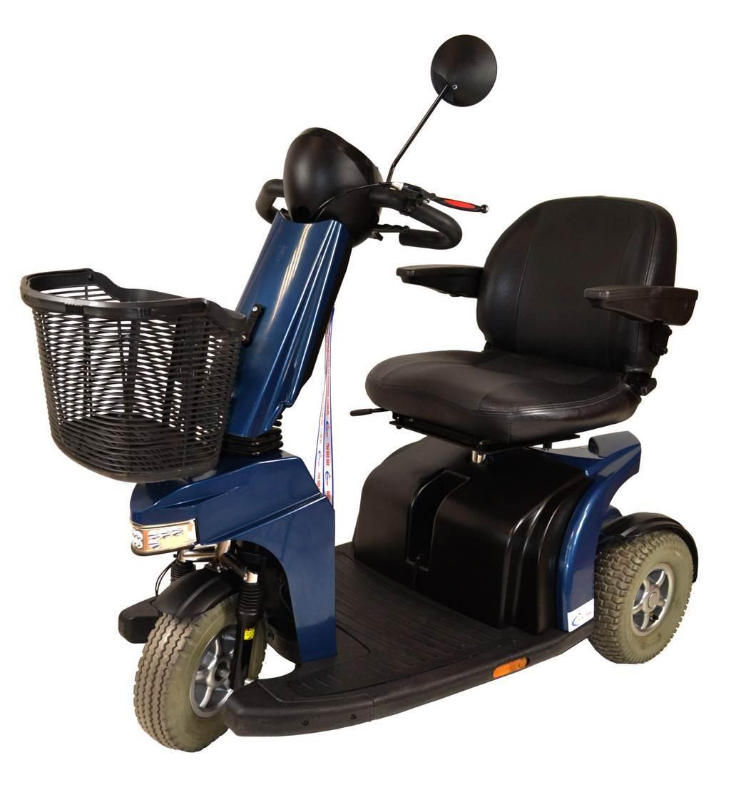 skuter inwalidzki elektryczny sterling elite używany