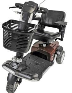 skuter inwalidzki elektryczny travelux 3 koła