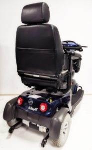 skuter inwalidzki elektryczny używany na akumulator