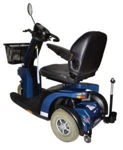 skuter inwalidzki o napędzie elektrycznym używany sterling elite