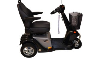 solo comfort skuter inwalidzki elektryczny dla seniora