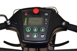 solo comfort skuter inwalidzki elektryczny pulpit używany dla seniora