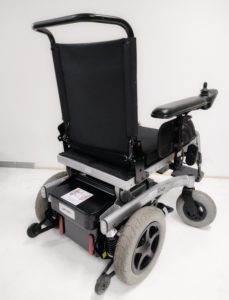 wózek inwalidzki elektryczny meyra basic ichar