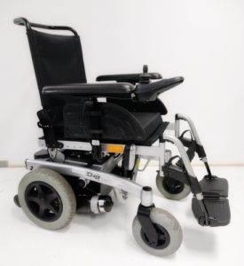 wózek inwalidzki elektryczny meyra basic sklep