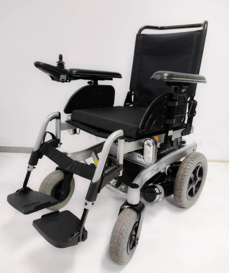 wózek inwalidzki elektryczny meyra basic