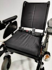 wózek inwalidzki elektryczny terenowy na akumulator